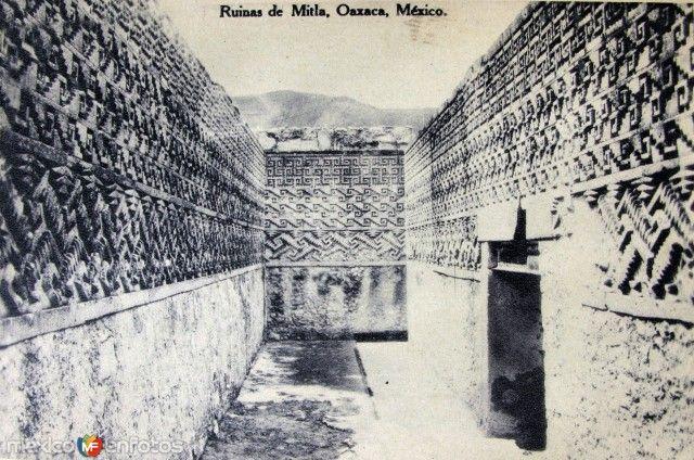 LAS RUINAS Hacia 1909