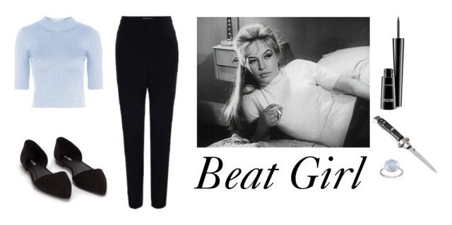 Beat Girl by dandelionapril