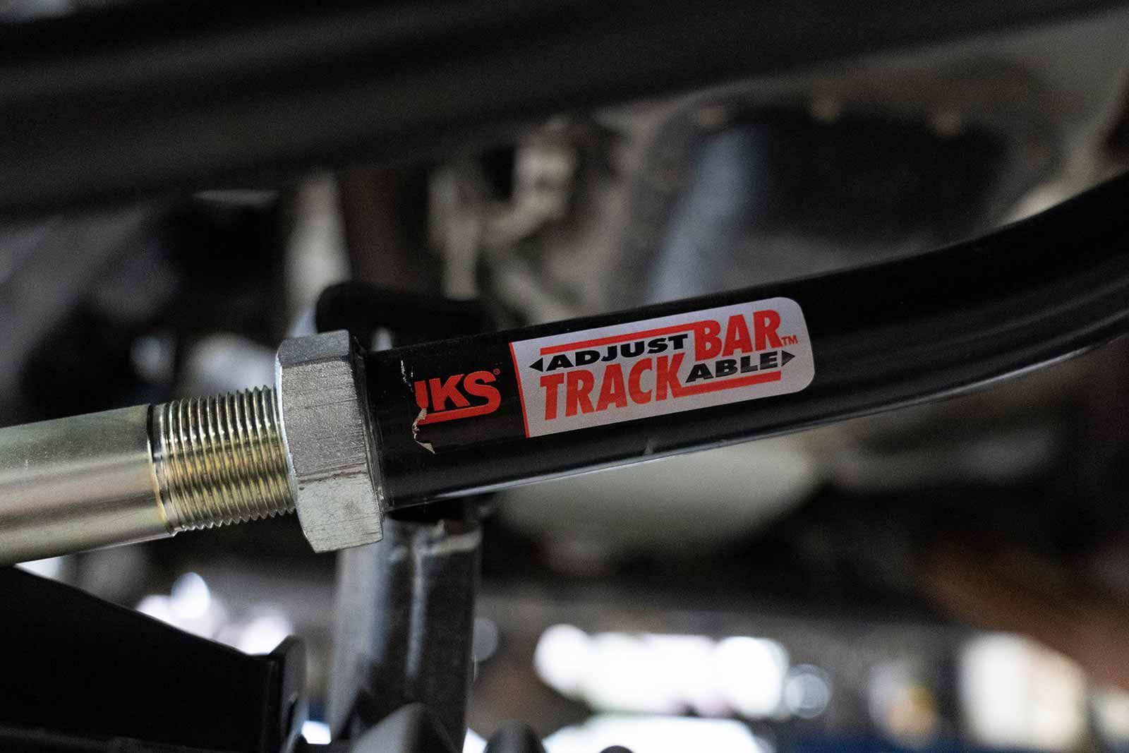 Jks Adjustable Front Track Bar For 2007 2015 Jeep Wrangler Jk Wrangler Jk Jeep Wrangler Jk 2015 Jeep Wrangler