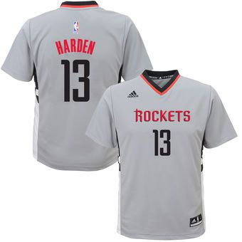 online retailer 44fa1 2e372 where to buy james harden grey jersey 942ed be6a9