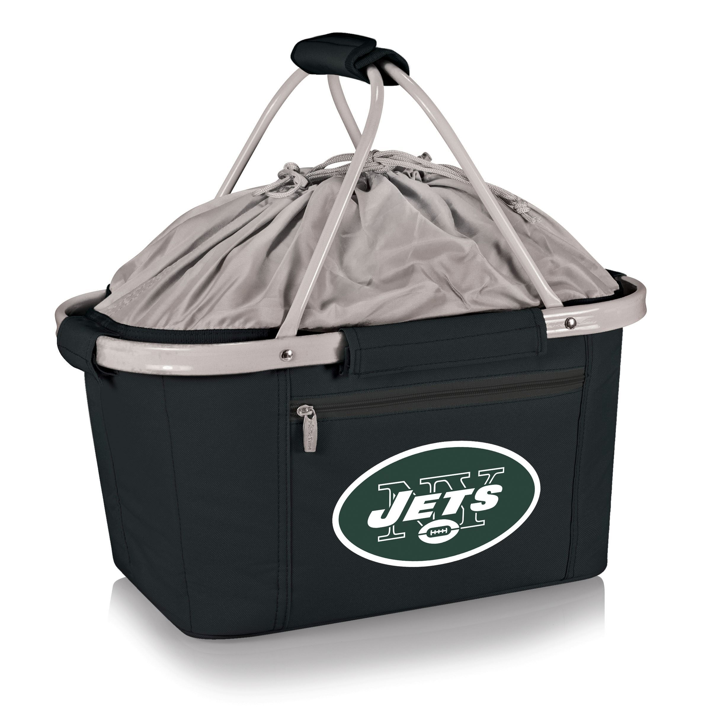 Picnic Time New York Jets Metro Basket