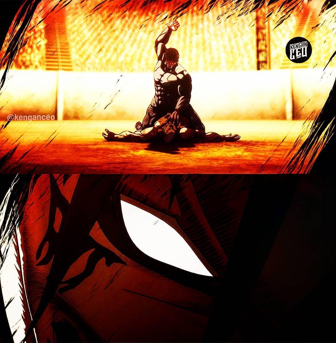 The Fang Of Metsudo   Kanoh Agito   Kengan Ashura   Kengan ...