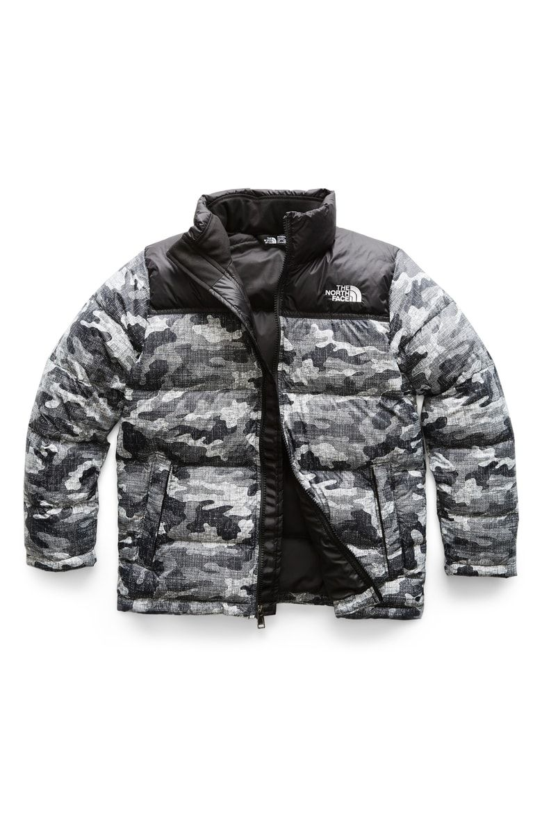 8c21df9f4 Free shipping and returns on The North Face Nuptse Down Jacket (Big ...