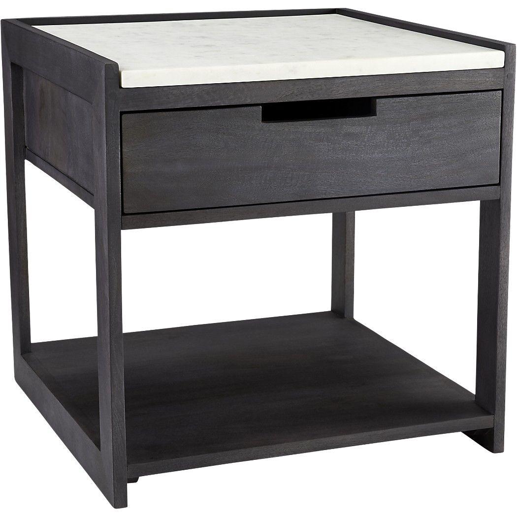 cb2 bedroom furniture. Tux Marble Nightstand CB2 $299 Cb2 Bedroom Furniture S