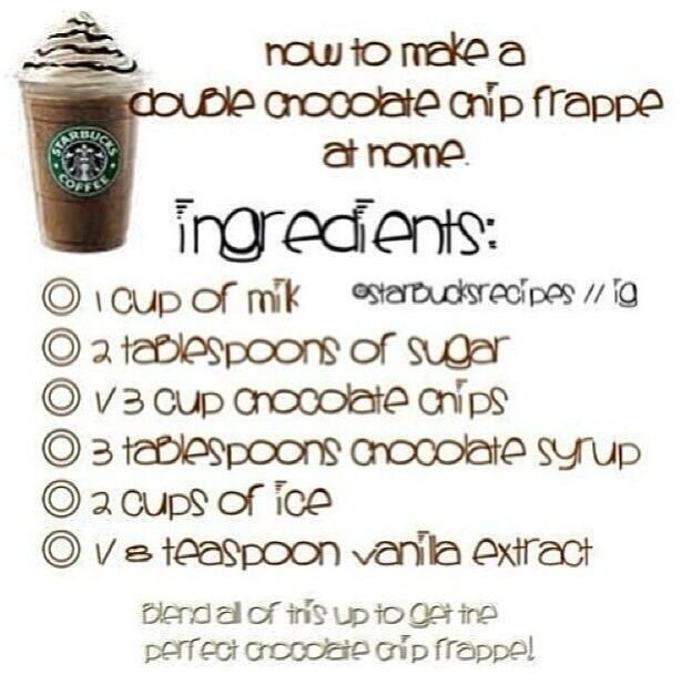 Oh yes I did!!! Everything in Moderation! #StarBucks #coffee #homemade