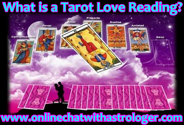 Tarot Love Reading-If you've turned to a Tarot specialist ...