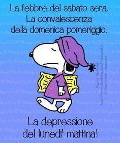Snoopy buonanotte citazioni divertenti immagini for Vignette buongiorno divertenti