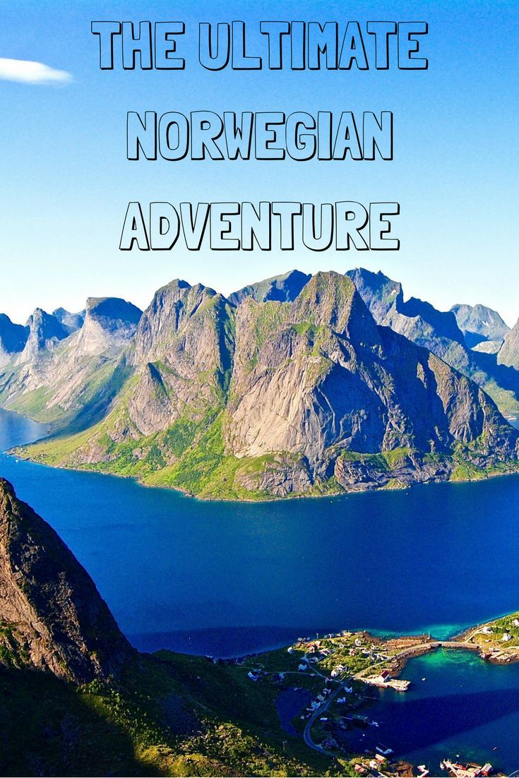 Norway In 14 Days A Summer Itinerary Norway Travel Scandinavia Travel Norway Roadtrip