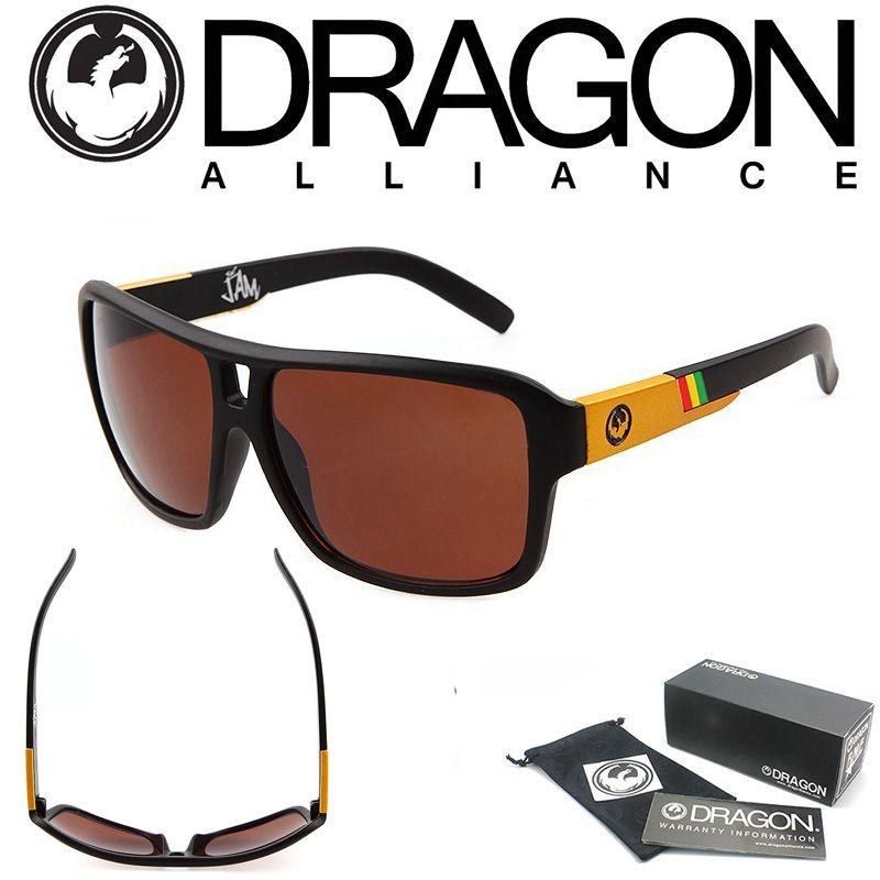 Awesome Dragon 12028 Mens Sport Sunglasses Women Brand