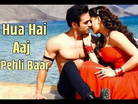 Hua Hai Aaj Pehli Baar Sanam Re Yami Gautam Pulkit Amaal Armaan Malik Palak Muchhal Mp3 Song Songs Mp3 Song Download