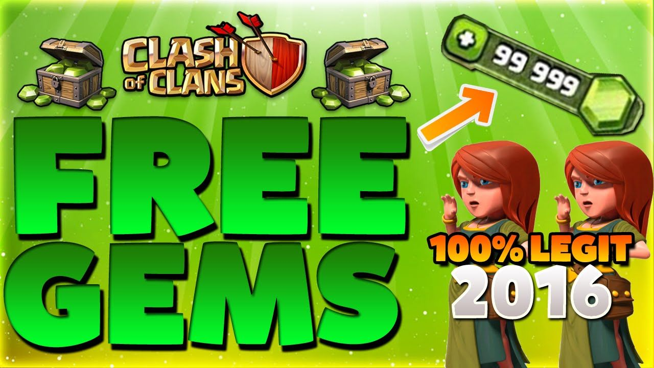 How To Get Free Gems In Clash Royale Legit