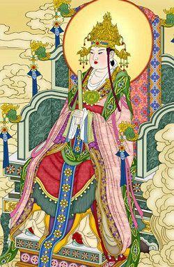 Wangmu Niangniang | Chinese deities & immortals | Pinterest ...