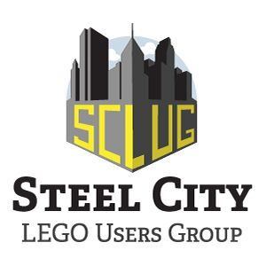Steel City Lego Users Group Steel City Logo Design Logo Inspiration