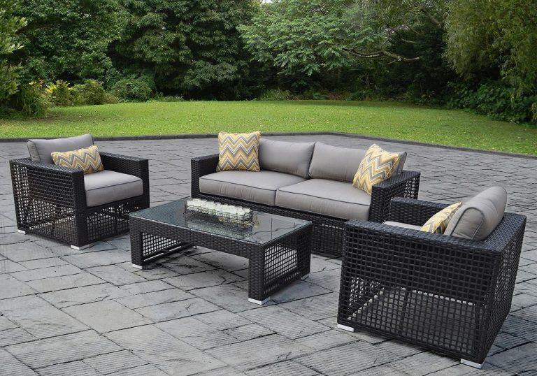 Outdoor Furniture World Layjao Wicker Patio Furniture Sets Patio Furniture Sets Wicker Patio Furniture
