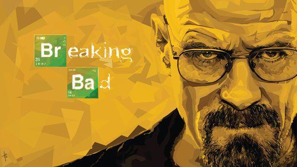 Breaking Bad Framed Art Print by Hector Pahaut | Society6 ...