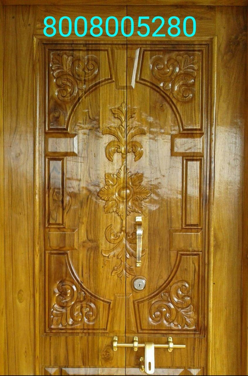 Image By Mohan Lal On Furniture Wooden Door Design Door Glass