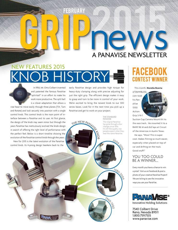 FEBRUARY 2015 GRIP news