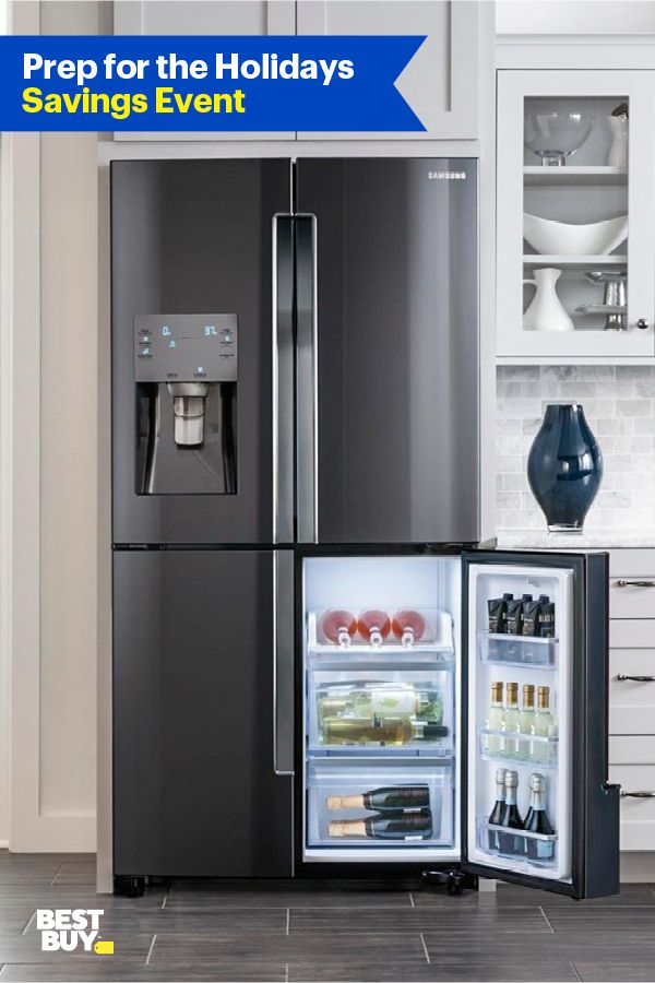 Need More Fridge Space The Samsung Flexzone Can Be Used As A Freezer Or Refrigerator So You Can Keep More Home Kitchens Industrial Interiors Kitchen Remodel