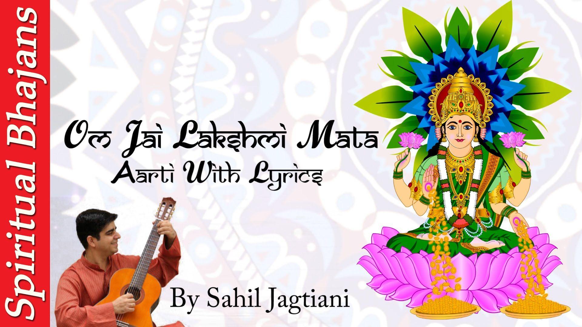 Om Jai Lakshmi Mata Aarti With Lyrics In English
