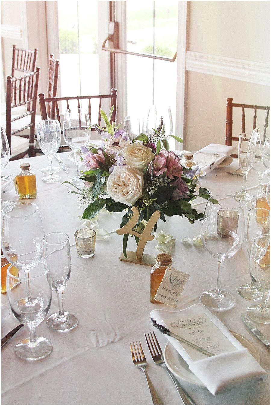 little miss lovely floral design // lighthouse sound wedding ...