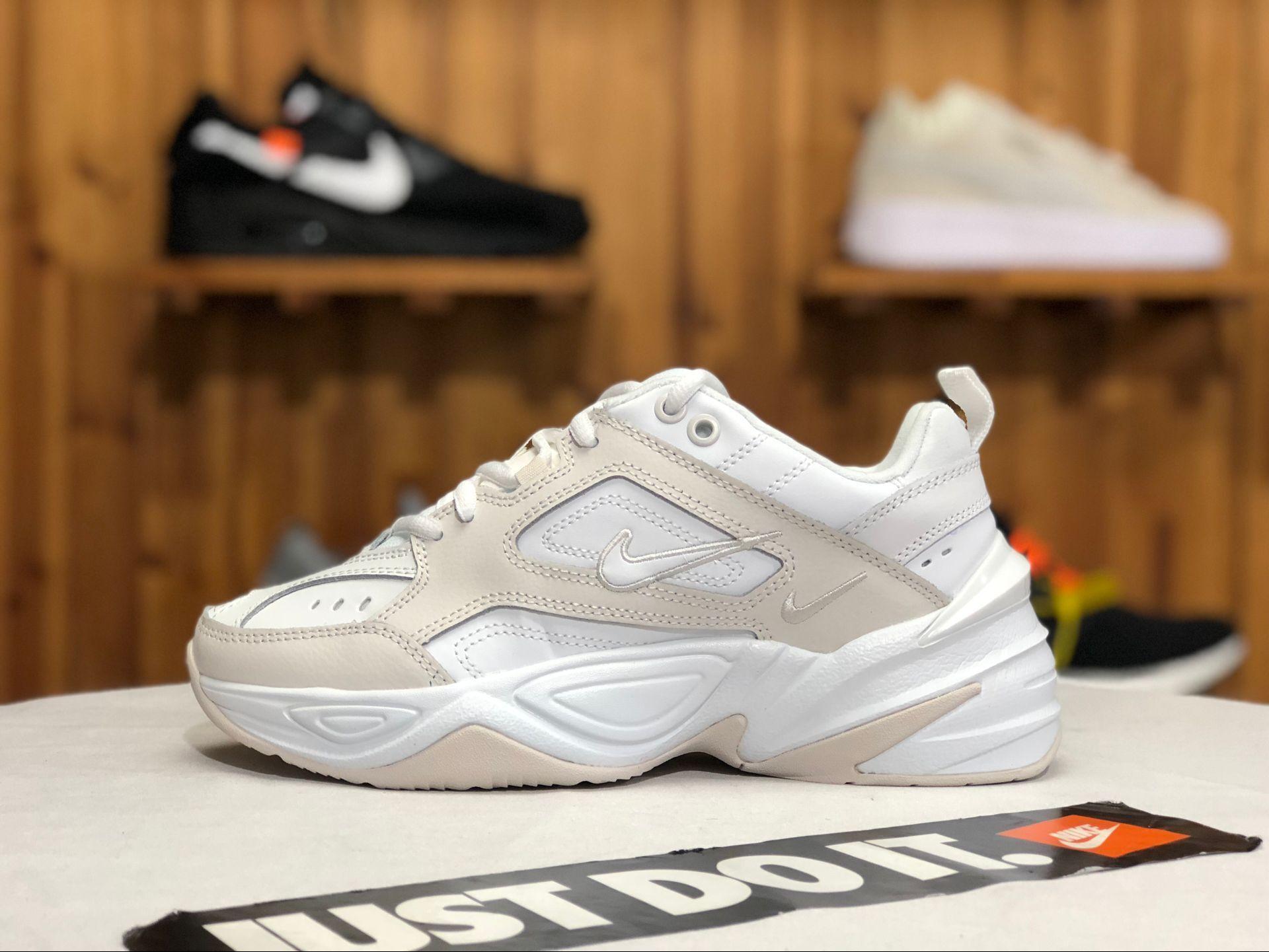 Nike M2k Tekno Phantom White Ao3108 006 For Men And Women Nike Sneakers Nike Air