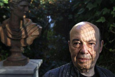 El arquitecto argentino Emilio Ambasz, fotografiado en Madrid