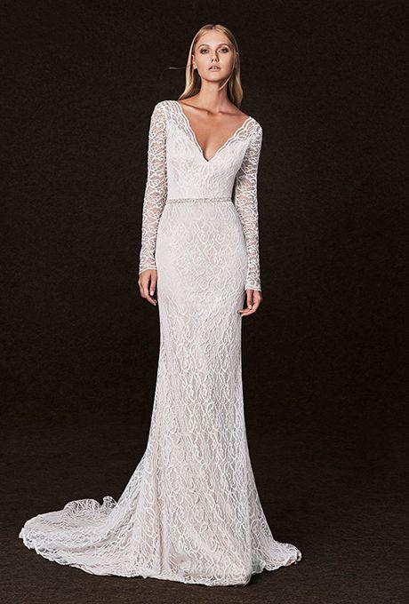 Victoria Kyriakides - Fall 2017   Wedding dress, Weddings and ...