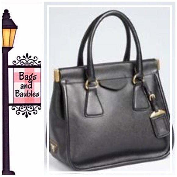 b795c2ba0c PRICE FIRM PRADA Saffiano Lux Top Handle Frame Bag Signature saffiano  calfskin leather