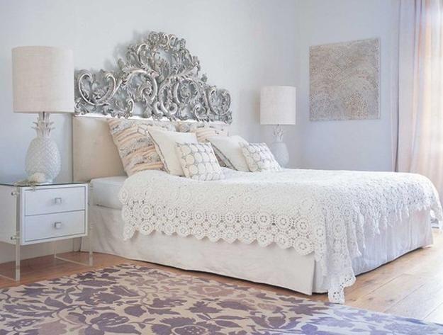 4 Modern Ideas To Add Interest White Bedroom Decorating