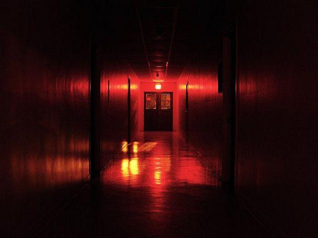 The Scary Door Dark Aesthetic Red Aesthetic Red Door