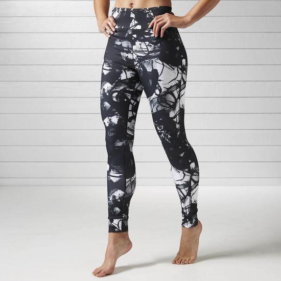 579c9ead69 Reebok - Studio Favorites Midnight Ink Legging | Wear | Reebok ...
