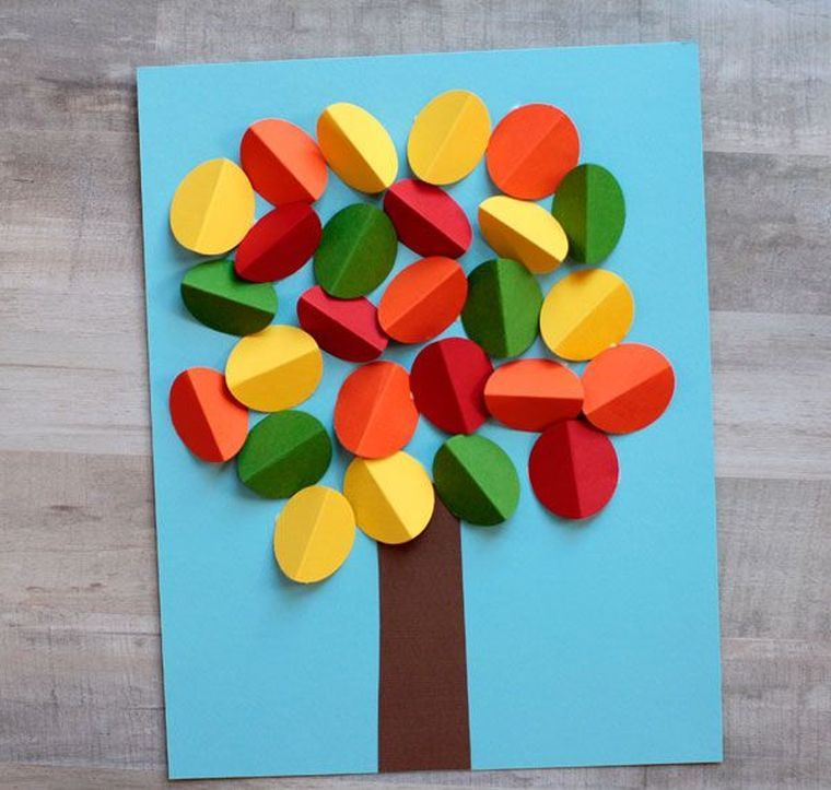 activit manuelle sur l 39 automne pour enfant 7 tutos autour des feuilles d 39 arbre projects to. Black Bedroom Furniture Sets. Home Design Ideas