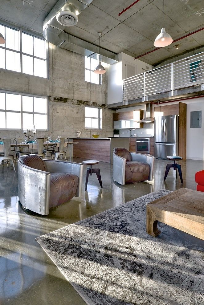 Gorgeous - Wynwood Loft by Danna B Interiors #loftdesign