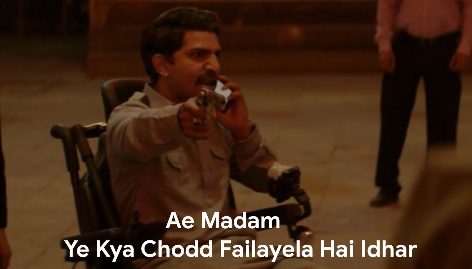 Sacred Games Meme Templates With Images Meme Template Funny
