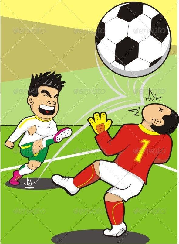 Funny Penalty Kick Penalty Kick Kicks Funny
