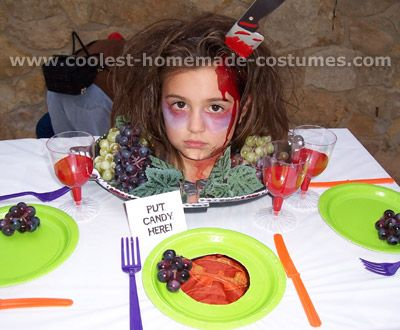 Scary Halloween Costumes - Photos and How to Make Your Own - cheap homemade halloween costume ideas