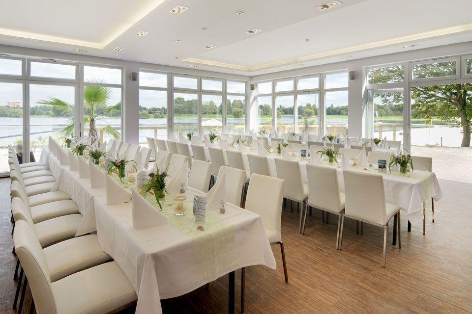 Restaurants Fur Die Hochzeitsfeier Seepavillon Preise Fotos
