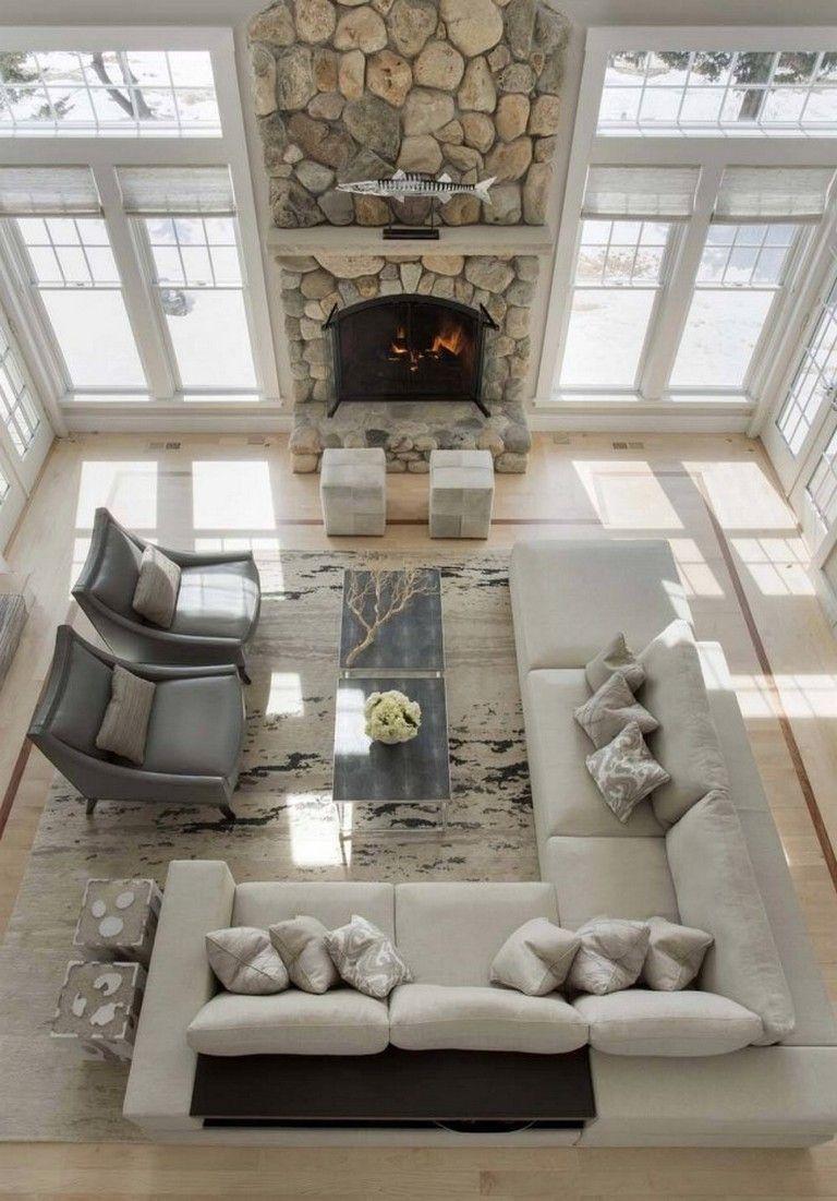 90 Luxury Beach House Interior Design Ideas Rustic Living Room Design Modern Chic Living Room Beautiful Living Rooms Decor