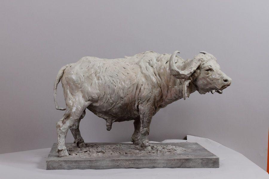 clay sculpture animals - photo #23