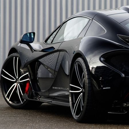 mysterious black gemballa mclaren p1 i think this needs to go on a sexy board mclaren. Black Bedroom Furniture Sets. Home Design Ideas