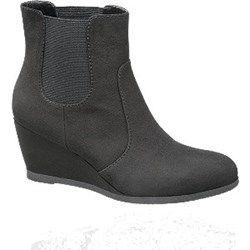 Deichmann Jesien Zima 2014 2015 Trendy W Modzie Boots Wedge Boot Shoes