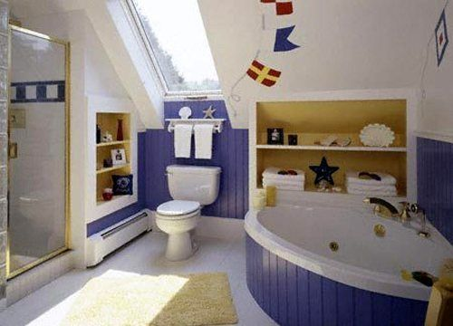 Boys Bathroom Idea Ship Selecting Appropriate Boys Bathroom Decor Check  more at http://