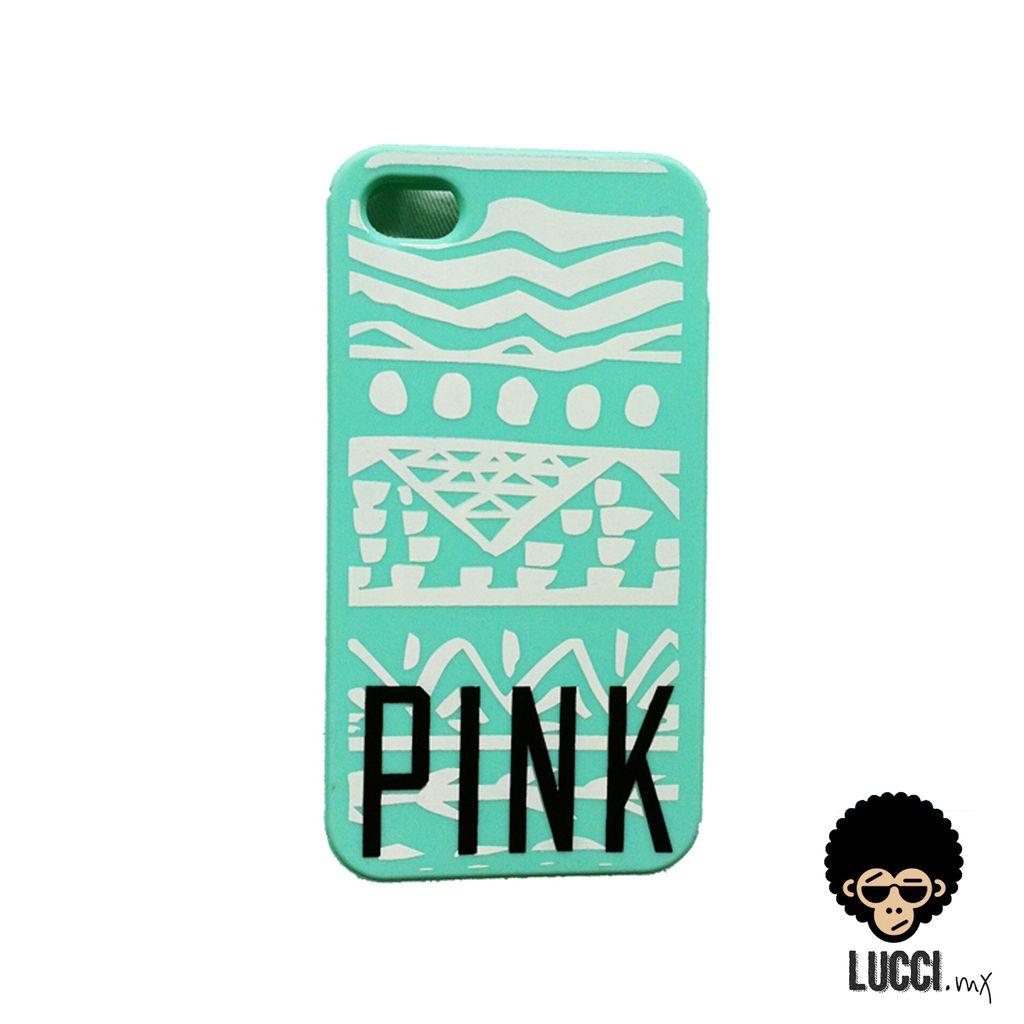 9425dc227c6 FUNDA DE SILICON PARA IPHONE 4/4S PINK BY VICTORIA'S SECRET — Lucci ...