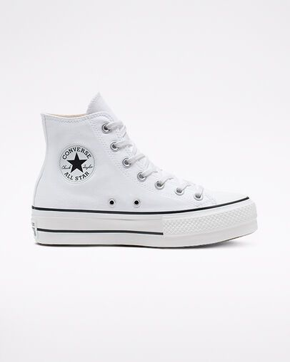 Chuck Taylor All Star Platform Low Top Womens Shoe in 2020