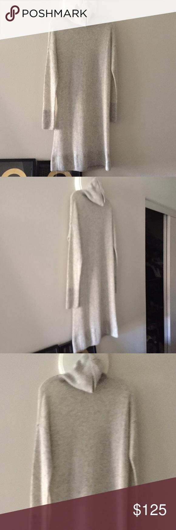 Steven Alan Cashmere Sweater Dress Medium Steven Alan Cashmere Turtleneck Sweater Dress Size Medium.  Great condition. Steven Alan Sweaters Cowl & Turtlenecks
