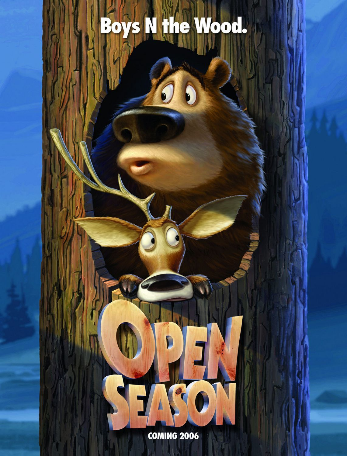 open season starring ashton kutcher martin lawrence