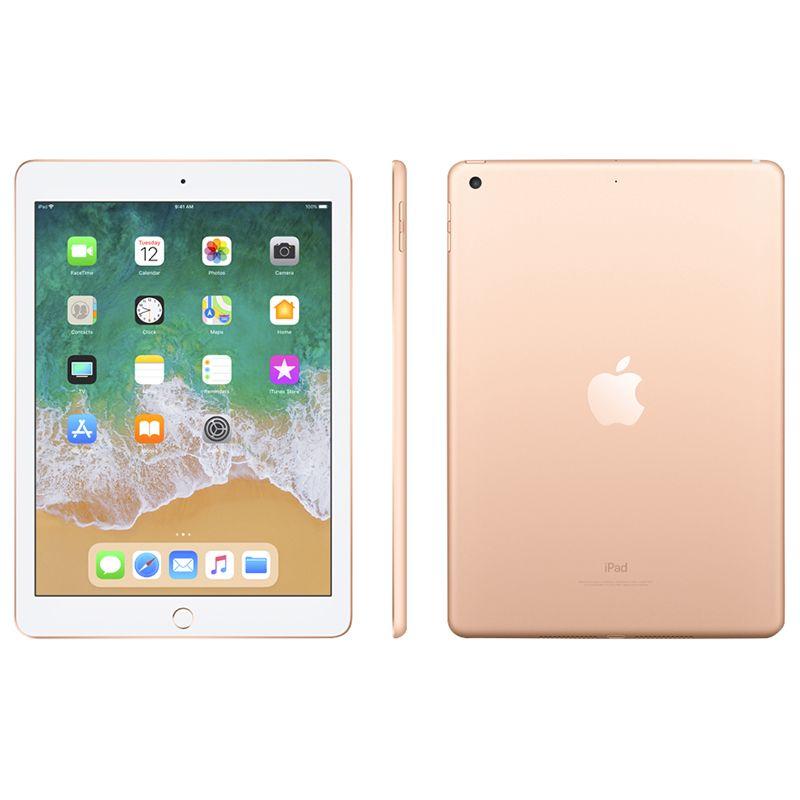 Apple Ipad Wifi 2018 32gb Gold Mrjn2cl A Ipad Wifi Ipad 32gb Ipad 6