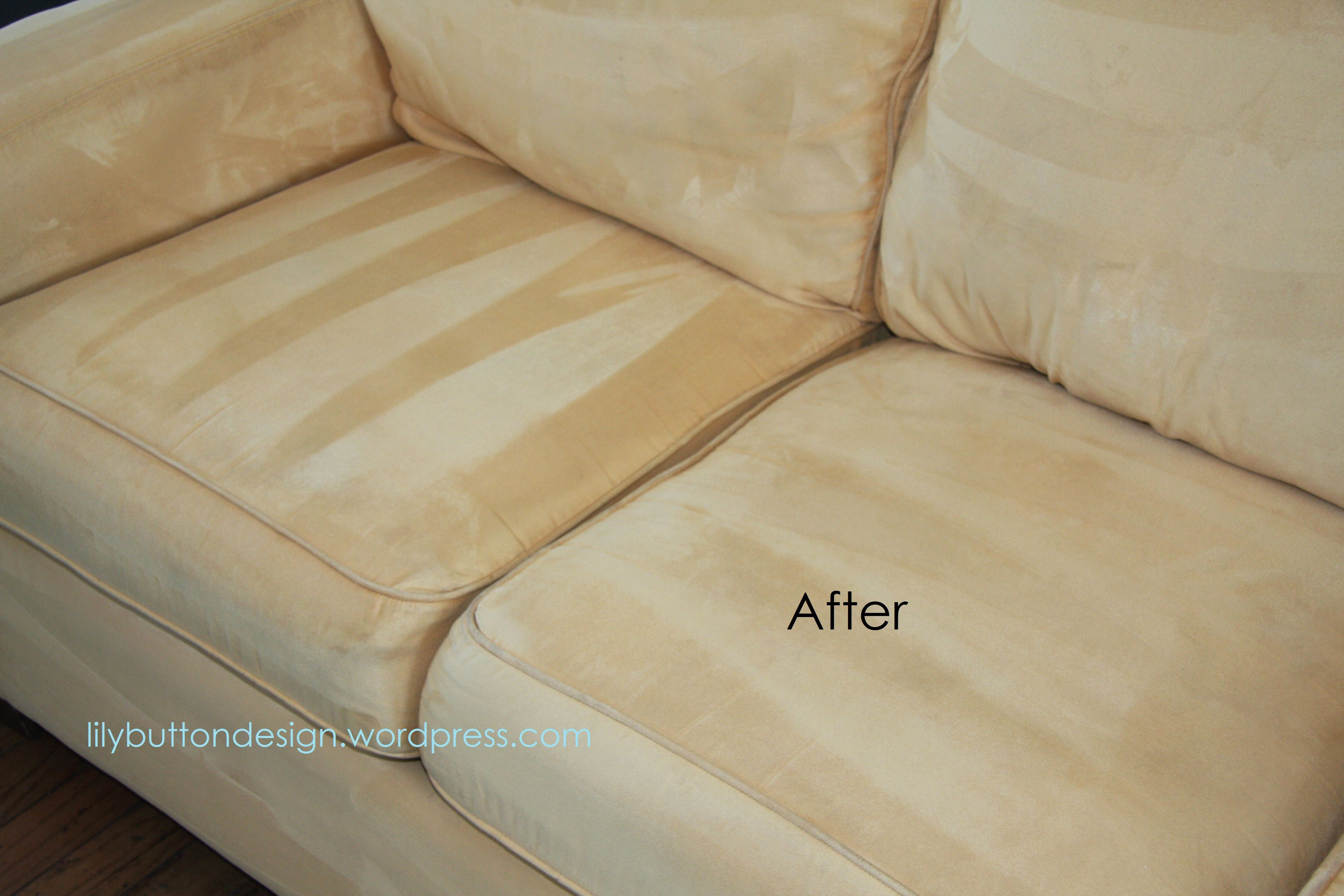 New Best Way To Clean Sofa Microfiber
