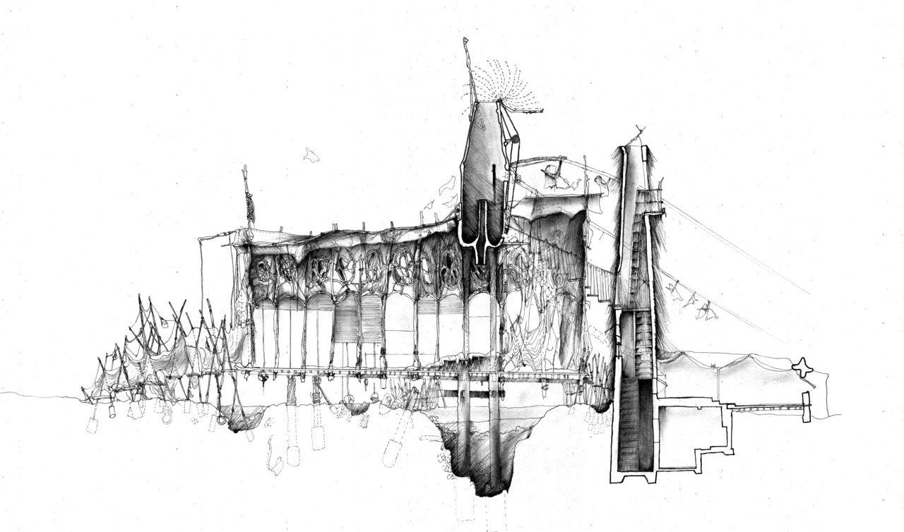 Section: The Artist's Creed Bongani Muchemwa pen, pencil