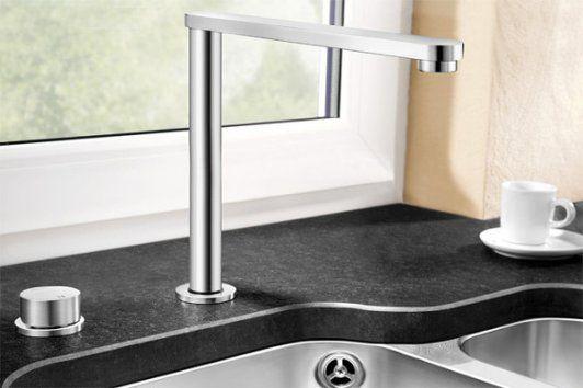 Blanco Eloscope F Ii Kitchen Sink Taps Sink Kitchen Faucet